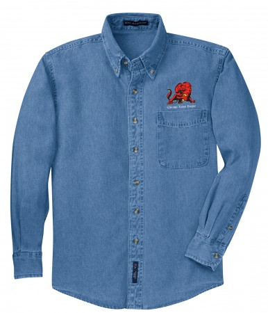 Lions Denim Shirt