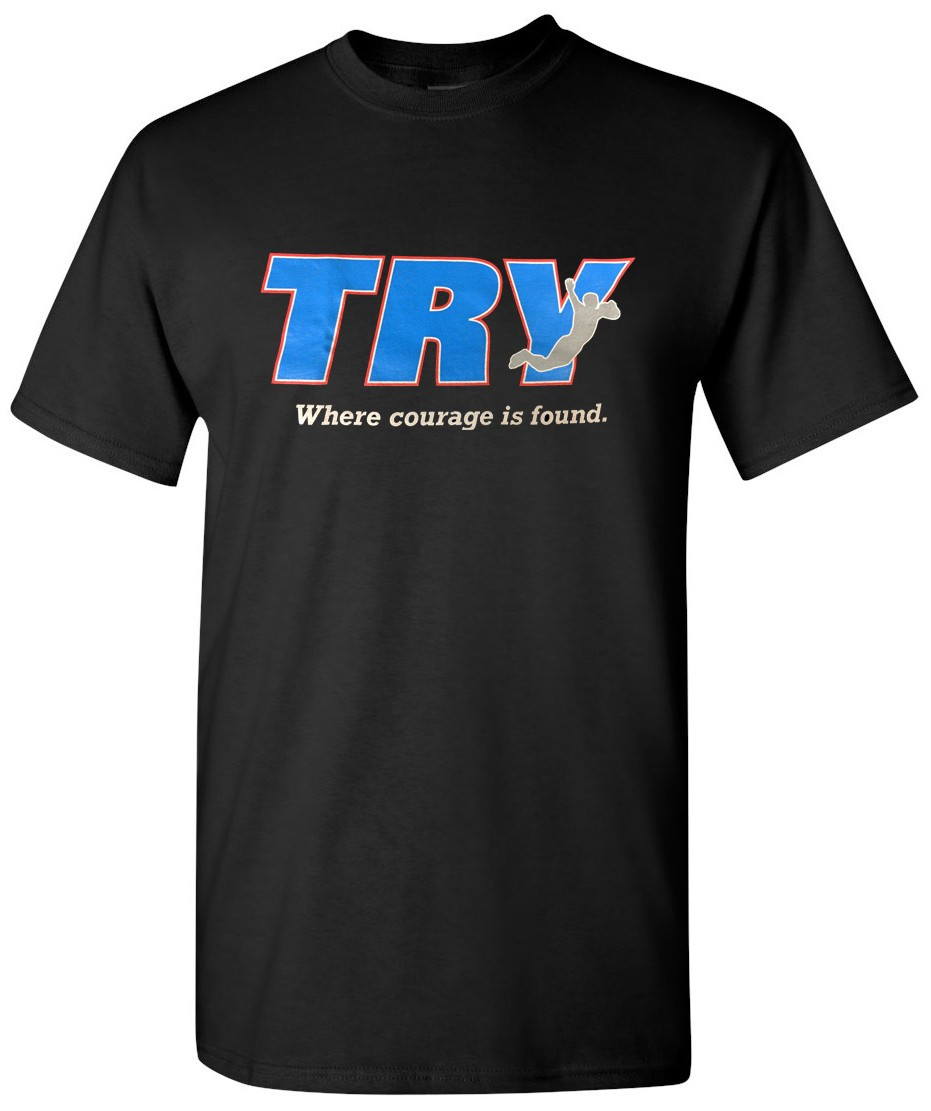 Try Rugby T-Shirt