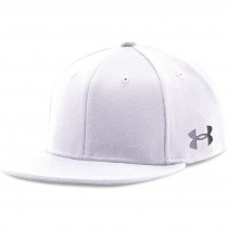 UA Flat Cap - White