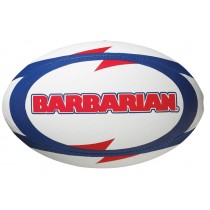 Barbarian Ball 13 - Navy/Red