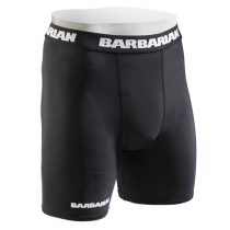 Barbarian Unisex Compression Short