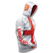 England World Sublimated Warmup Hoodie