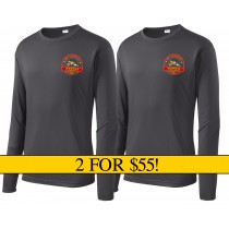 Ruggerfest - Long Sleeve Performance Shirt 2 for $55