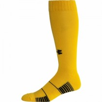 UA Team Socks - Gold