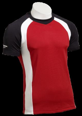 PFT 169 - Black/White/Red
