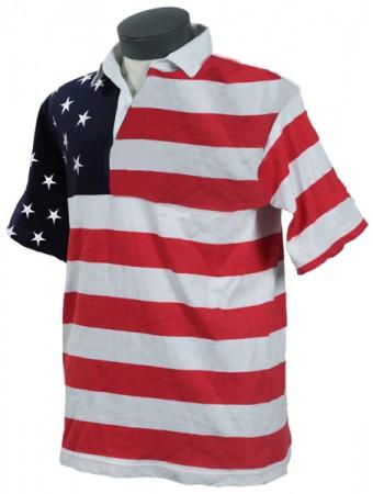 Stars & Stripes Short Sleeve
