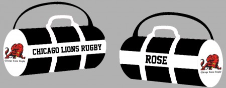 Lions - Team Kit Bag