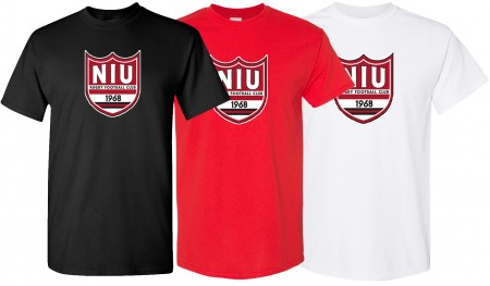 NIU - T-Shirt (with logo)