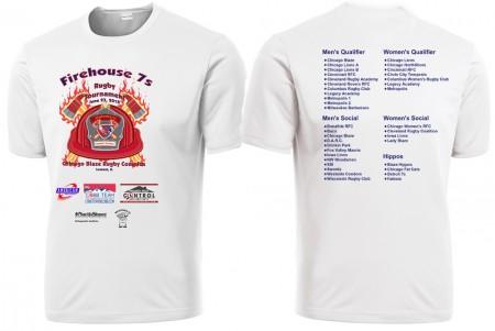 2018 Firehouse 7s T-Shirt