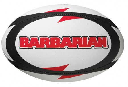 Barbarian Ball 11 - Black/Red