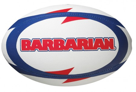 Barbarian Ball 13 - Navy/Red