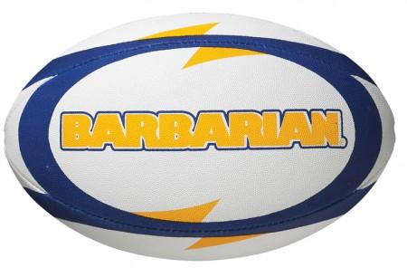 Barbarian Ball 12 - Navy/Gold