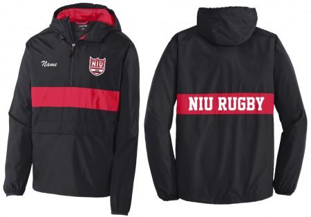 NIU - Zipped Pocket Rain Jacket