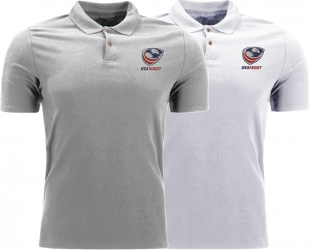 USA Rugby Embroidered Polo Shirt