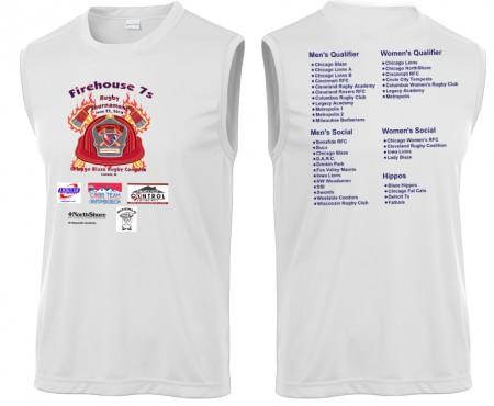 2018 Firehouse 7s Sleeveless Shirt