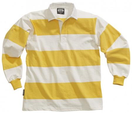 CAS 208 - Yellow/White