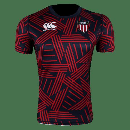 Canterbury USA Rugby Men's Navy Tokyo Jersey