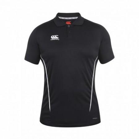 Team Dry Polo - Black