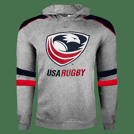 USA Rugby Men's Premium Hockey Hoodie