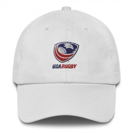 USA Rugby Cotton Cap