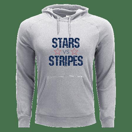 USA Rugby Stars V Stripes Hoodie