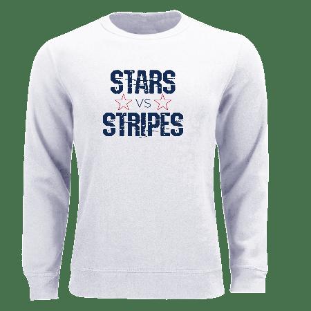 USA Rugby Stars V Stripes Sweatshirt