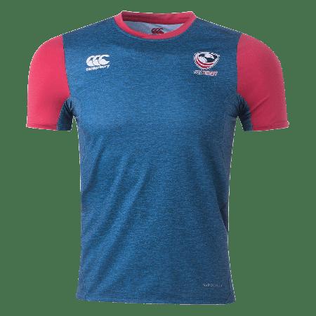 Canterbury USA Rugby Vapodri Drill T-Shirt