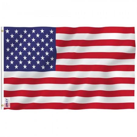 USA Rugby Fan Flag