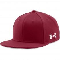 UA Flat Cap - Cardinal