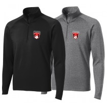 STL Ruggerfest 1/2 Zip Pullover 2 for $75
