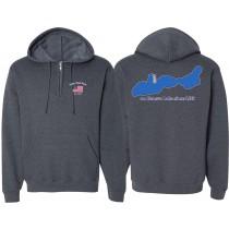CPP - Quarter-Zip Hooded Sweatshirt