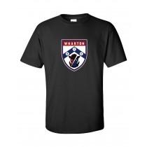 Wharton - Shield Logo T-Shirt