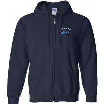 CPP - Full-Zip Hooded Sweatshirt