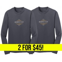 Ruggerfest - Youth Long Sleeve Performance Shirt 2 for $45