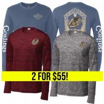 Ruggerfest - Long Sleeve Shirt 2 for $55