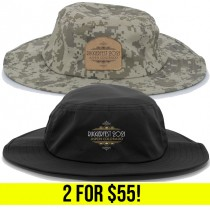 Ruggerfest - Boonie Hat 2 for $55