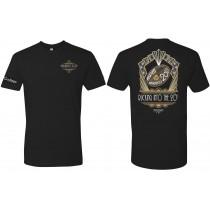 Ruggerfest - Black T-Shirt