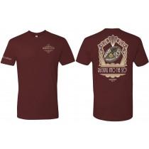 Ruggerfest - Maroon T-Shirt