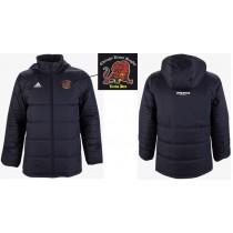 Adidas Lions Den Full Zip Sideline Winter Jacket