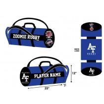 AF Rugby Kit Bag - Blue/Black