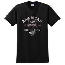 ARO Match T-Shirt - Black