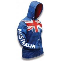 Australia World Sublimated Warmup Hoodie