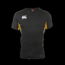 Vapodri Challenge Jersey - Black/Gold