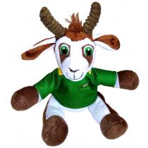 Bokkie Plush Springbok Rugby Mascot