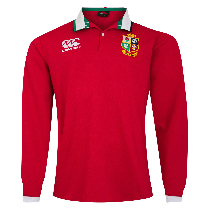 British and Irish Lions Rugby Classic L/S Jersey