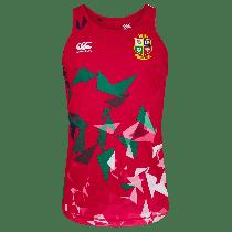 British and Irish Lions Rugby Singlet
