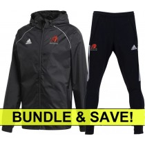 Adidas Lions Rain Jacket & Training Pants Bundle