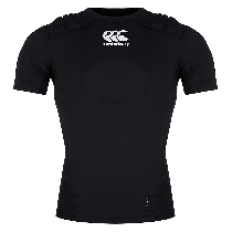 Canterbury Adult Rugby Pro Protection Vest (Black)