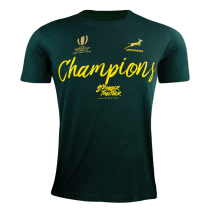 Springbok Rugby World Cup Champions T-shirt
