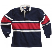 STK 022 - Navy/White/Red